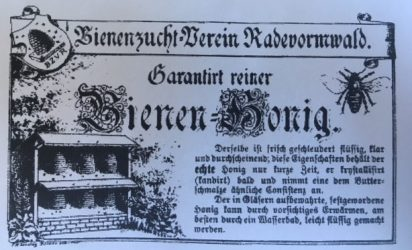 Imkerverein Radevormwald von 1885